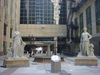 シカゴ商品取引所