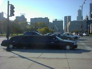 すごく大きな車