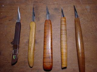皆のナイフ