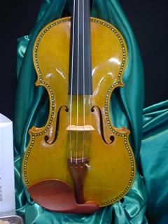 松本伸さんのヴァイオリン