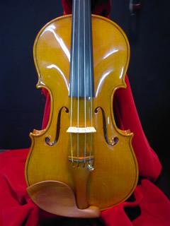 園田信博さんのヴァイオリン