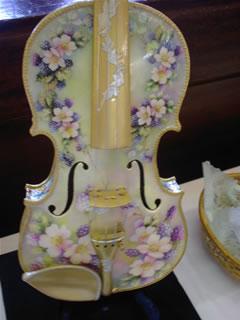 素敵なヴァイオリン